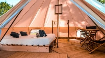 Glamping Double